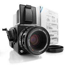 Hasselblad 501 CM 80mm CB T* A12 Magazine Acute Matte D 501CM #1229