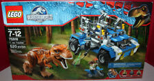 LEGO JURASSIC WORLD T. REX TRACKER # 75918 MINT IN BOX SEALED