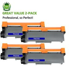 4 x Toner TN2350 for Brother MFC-L2700DW MFC-L2703DW MFC-L2720DW MFCL-2740DW