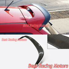 MS Style Add On Roof Spoiler Wing (Carbon) Fits 07-09 MazdaSpeed 3
