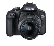 Canon EOS 2000d 18-55 Is II 2000 D Spiegelreflex G
