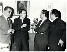 Italia, Il Dott. D'Alessandro, il Dott. Delfino con M.llo Giannini e Brig.