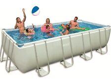 Intex 28352 Ultra Frame 549 x 274 x 132 Stahlrahmen Swimming Pool Komplettset