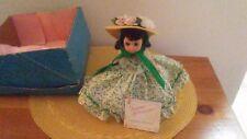 "Madame Alexander Scarlett  8"" # 426 w/box and hangtag"