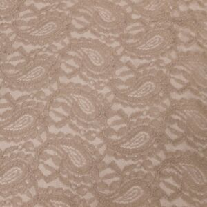 Lace Marsala Pattern Fabric by the Yard - Style 310
