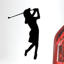 Golfeuse Autocollant Golf Sport Autocollant des autocollants