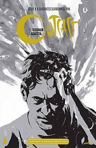 Outcast  Giant Sized Artist Proof Edition by Kirkman & Azaceta Image Comics 2016