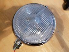 """Marchal 670/680  fog lamp 5"""" chrome ring"""