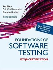 Foundations Of Software Testing Istqb Certification 3/E INTERNATIONAL EDITION