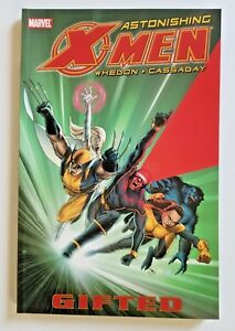 ASTONISHING X-MEN #1 TPB Marvel 2004 ~ Collects Issues #1-6