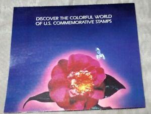 USA Stamp Collection Sheet Set Birds 1982