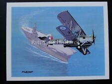 No.14 FAIREY SWORDFISH History of British Aviation - Player/Tom Thumb 1988