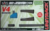 Kato 20-863 UNITRACK Variation Set V4 (N scale)