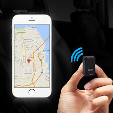 Magnetic Mini GPS Tracker Car Spy GSM GPRS Real Time Tracking Locator Device NEW