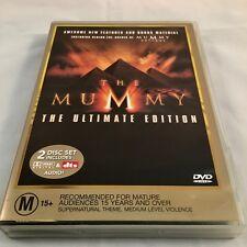 The Mummy : Ultimate Edition DVD (2-Disc Set) - Brendan Fraser DVD Region 4