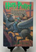 Harry Potter and the Prisoner of Azkaban  1st American Edition 1999 (19-2368)