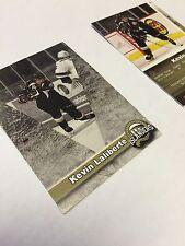 2013-14 Kevin Laliberte Charlottetown Islanders Hockey Card Rookie Card