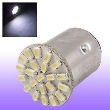 Car Bike Turn Indicator White Bulb 22 SMD LED, Front / Back Indicator, Reverse
