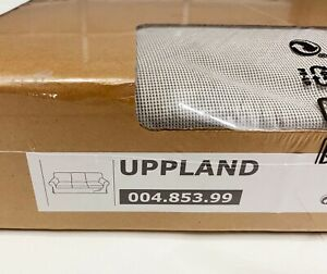Ikea UPPLAND 3-Seat Sofa (NOT Loveseat) COVER ONLY Totebo Light Beige 004.853.99