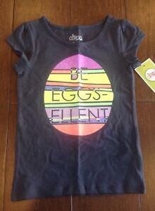 Circo Easter Shirt, NWT, Sz XS 4/5