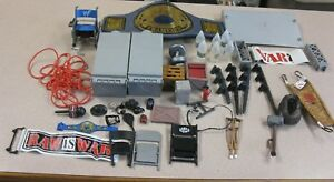 WWE WWF Wrestling Accessories Lot