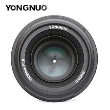 Professional YONGNUO YN50mm F1.8 AF/MF Standard Prime Lens for Nikon Camera