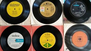 """EP'S x 6    """"4 FROM BANDSTAND / THE SPOTNICKS / THE SHADOWS & 3 OTHERS""""   EP's"""