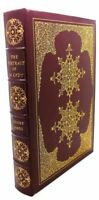 James, Henry THE PORTRAIT OF A LADY Easton Press 1st Edition 1st Printing