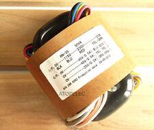 115V/230V 50W r-core transformer for audio ampli amplificateur micros dac 45V+45V 25V