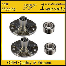 Front Wheel Hub & Bearing Kit For Saturn L100 L200 LW200 2001-2003 (PAIR)