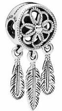 PANDORA Spiritual Dreamcatcher Charm - Sterling Silver