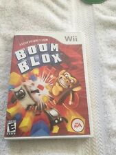 Boom Blox Wii W/ Case & Booklet Rated E