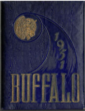 The Buffalo, Charles H. Milby High School Yearbook, 1951 - Houston, TX