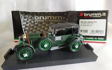 BRUMM 1/43 BENTLEY SPEED SIX CHIUSA DEL 1930 24H LE MANS  Cod. R100