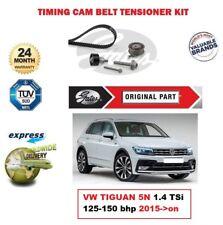 GATES CAMSHAFT TIMING BELT KIT for VW TIGUAN 5N 1.4 TSi 125-150 bhp 2015->on