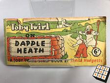 Toby Twirl Strip Book Toby Twirl on Dapple Heath by Sheila Hodgetts