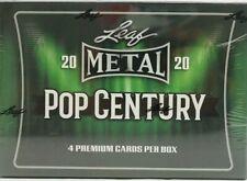 2020 LEAF METAL POP CENTURY HOBBY BOX - LIVE & READY TO SHIP