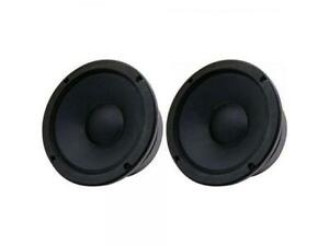 "Pair Beyma  6MI100 6.5"" Pro Audio  Mid-bass & Midrange Speaker 250W RMS 2pcs"