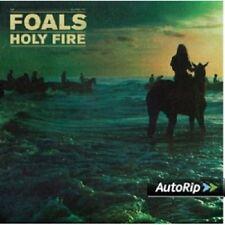 FOALS - HOLY FIRE (DELUXE EDITION) CD + DVD NEU