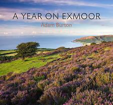 A Year on Exmoor,Burton, Adam,Very Good Book mon0000042480