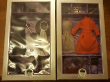 BARBIE - Audrey Hepburn - Black Daytime Ensemble/The Cat Mask Outfit, 2-pack Lot