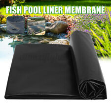 More details for uk hdpe fish pond liners strong garden pool swell liner landscaping reinforced