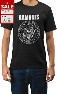 Ramones - Hey Ho! Official Licensed Merch New Unisex T-shirt (SALE!!!)