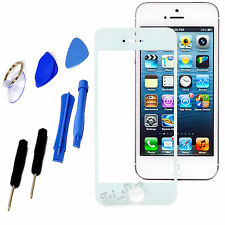 White Replacement LCD Screen Glass Lens Free Tools Kit For iPhone 6 iPhone 6S