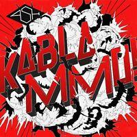 Ash Kablammo! (2015) 12-track CD Album Neu/Ungespielt