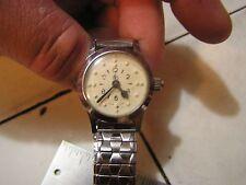 Vintage DB Braille Watch 17 Jewels