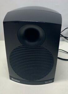 Boston Acoustics BA745 Computer Subwoofer . Black  speaker