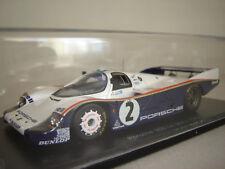 1/43 PORSCHE 956 #2 Le Mans 1983 - Spark S5504