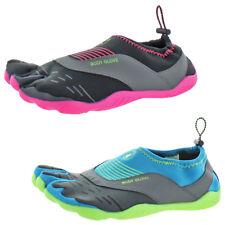 Body Glove Women's Cinch Neoprene Barefoot Minimalist Three-Toe Water Shoes