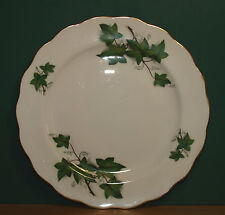 Vintage Royal Kent Green leaf Side Plate